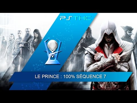 Assassin's Creed Brotherhood - Trophée Le prince | 100% synchronisation séquence 7