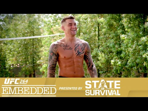 UFC 264 Embedded: Vlog Series - Episode 1