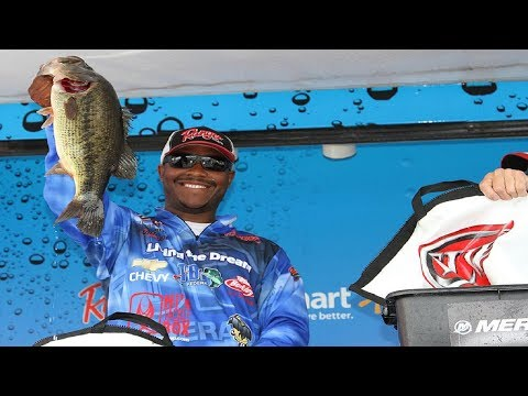 Mark Daniels Jr Speaks On Becoming A Professional Angler, Tournaments & Relationship With His Father