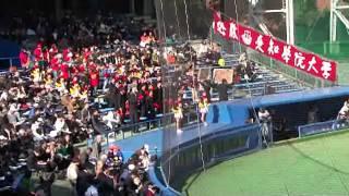 大学野球 応援 応援歌 ブラスバンド ブラバン 吹奏楽 応援団 japan base...