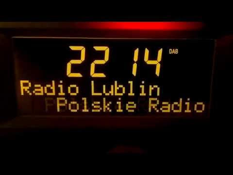 Extreme DAB DX 1018 KM 04/11-2015 Radio Lublin (Poland) received in Denmark