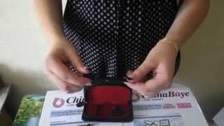 Handbag Design Mini Electronic Cigarette with 2 Refills for Lady General Flavor chinabuye com