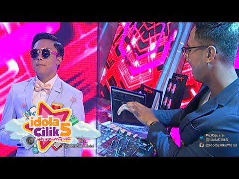Rizky Fabian Duet Dengan DJ Keren Banget [Idola Cilik Grand Final] [2 April 2016]