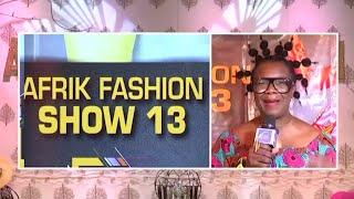 LE MAG - Côte d'Ivoire: Afrik Fashion Show 13