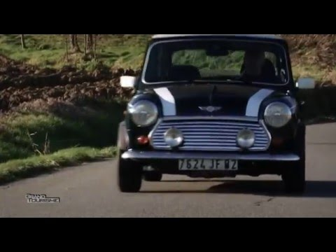 essai mini cooper ancienne g n ration mission grand tourisme youtube. Black Bedroom Furniture Sets. Home Design Ideas
