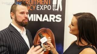 Recruitment Agency Expo 2017: Ross Owen Williams