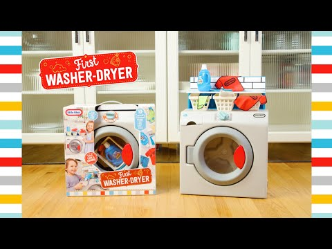 Little Tikes First Washer - Dryer