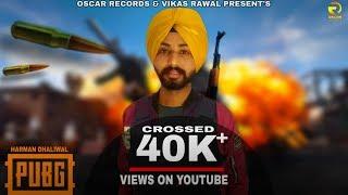 Pubg Harman Dhaliwal Free MP3 Song Download 320 Kbps