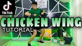 CHICKEN WING DANCE CHALLENGE TIKTOK TUTORIALDANCE GURU