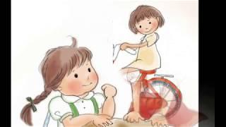 子供の歌シリーズ(日本語歌詞)Japanese songs for children 『ゆめい...