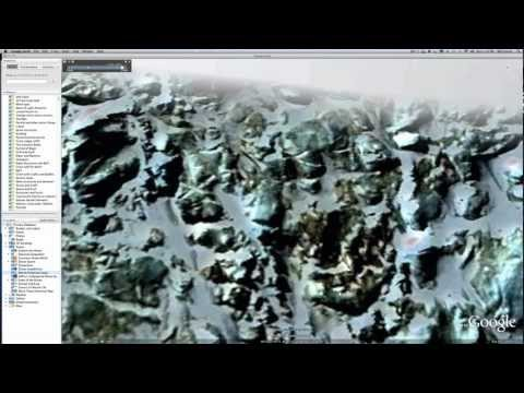 Civilization Found melting out of ice in Antarctica!?
