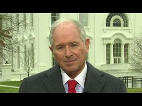 Blackstone CEO Schwarzman on Trump meeting: This group wants higher rate of growth