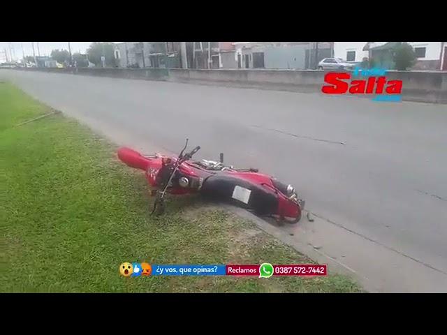 ACCIDENTE Y FUGA BOLIVIA