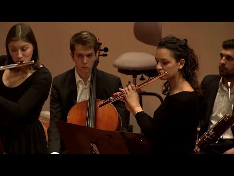 Telemann: Concerto D-Dur 54: D1 / Reinhard Goebel · Karajan-Akademie der Berliner Philharmoniker