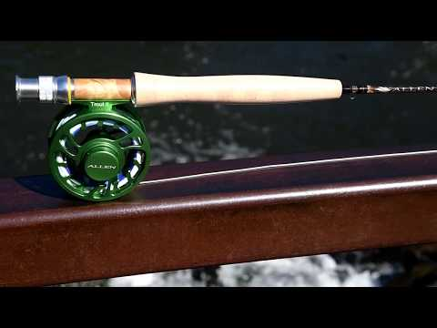 Allen Fly Fishing Heritage Rod Review