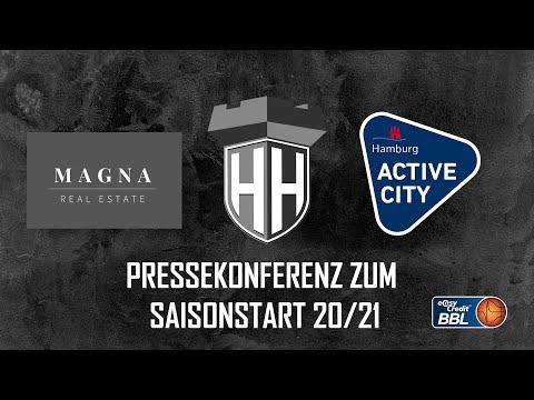 Pressekonferenz: Saisonauftakt 2020/21