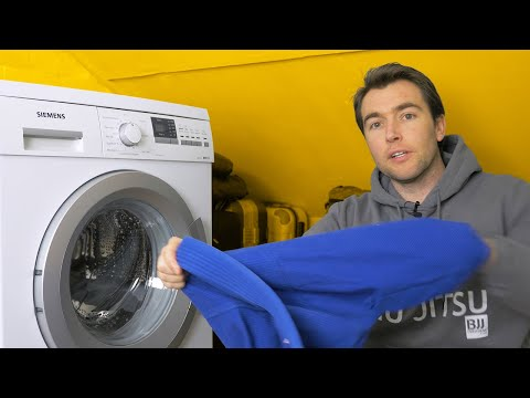 How to Wash your BJJ Gear