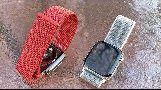 Apple Watch Sport Loop / Band Review & Unboxing