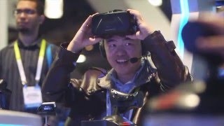 IEEE at CES Day 1: IEEE Member Todd Richmond on Virtual Reality thumbnail