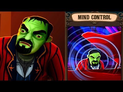 Scary Stranger 3D RELOAD -Mind Contro1 -New Update 5.3 - Gameplay[Android- ios]