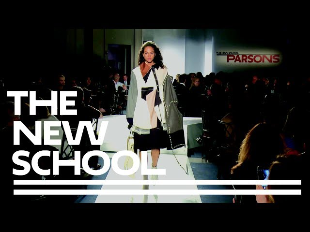 Parsons BFA Fashion Design: 2017 Runway Show | Parsons School of Design