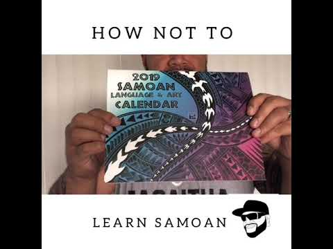 How not to learn Samoa