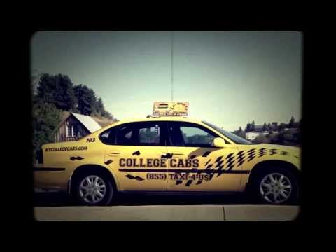 Check out this awesome taxi cab service! These cabs are zipping around Pullman and Moscow!