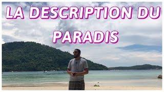 Voyage au paradis .  Rachid Eljay