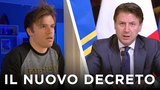IL NUOVO DECRETO DI CONTE - Mini Video -  iPantellas