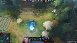 Dota 2 Live Stream (26) : Using Crystal Maiden in Ranked Match