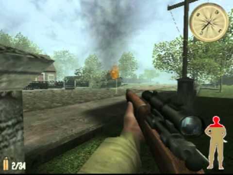Прохождение Снайпер: Дороги войны миссия # 9 - Спасение моста