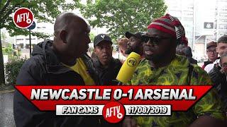 Newcastle 0-1 Arsenal  | Guendouzi Bossed The Midfield! (Kelechi)