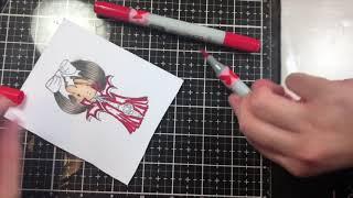 Halloween Candy Box w/Winnie Dracula by LDRS Creative