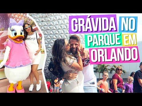 MEU PRIMEIRO PARQUE GRÁVIDA