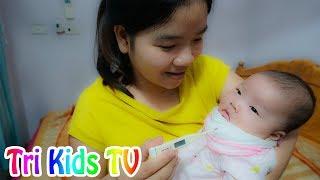 Sick Song - Children Songs & Nursery Rhymes  - Tri Kids TV