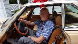 Grandpa Gets Car He Always Wanted