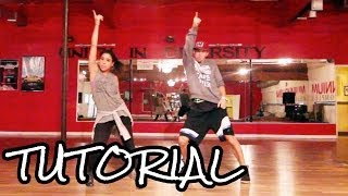 CONFIDENT - Justin Bieber Dance TUTORIAL | @MattSteffanina Choreography (How To Dance)
