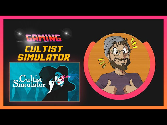 [REVIEW] JEUGAMING #2 Devenez un cultiste avec Cultist Simulator, un ovni narratif !