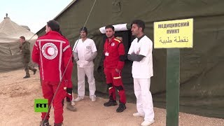 Siria: abren dos corredores humanitarios en el sur del país