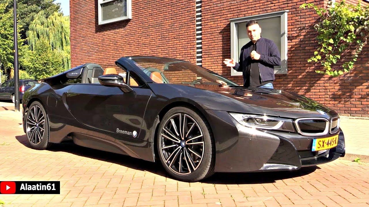 I8 Exterior: BMW I8 Roadster 2019 NEW FULL Review Interior Exterior