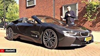 BMW i8 Roadster 2019 NEW FULL Review Interior Exterior Infotainment