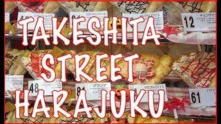 Gambar cover TEKESHITA STREET HARAJUKU TOKYO JEPANG - REVIEW TEMPAT