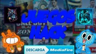 Top 40 juegos hackeados por mediafire
