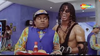 Best Comedy Scene Movie Soldier   Hindi Comedy Scenes   Johny Lever - Bobby Lever - Preity Zinta