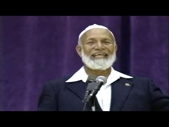 IPCI, Imam Siraj Wahhaj on Challenges Facing Da'wah 1.4