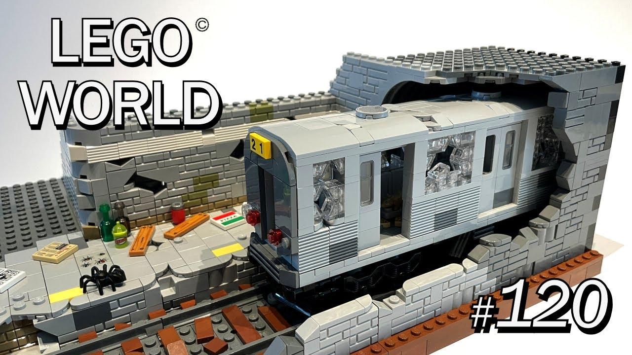 Download LEGO WORLD (120) - Der Geisterbahnhof [2]