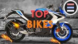 Top 8 Fastest New Budget Motor Bikes Under 1.5 Lakh Rupees - 2017 | HI - Tech - One