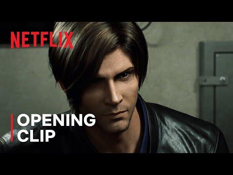 Resident Evil: Infinite Darkness   Opening Clip   Netflix