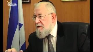 ערוץ אורות-פוקוס עם הרב ישראל מאיר לאו