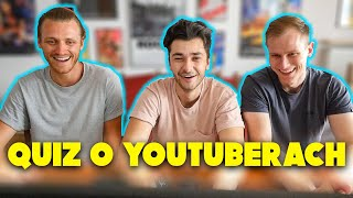 QUIZ O YOUTUBERACH